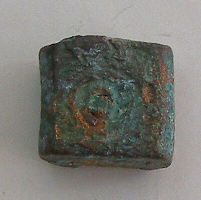 ANCIENT ROMAN BYZANTINE BRONZE WEIGHT great collection!!! #AR91-96 6