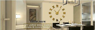 Hair Salon Big Time Clock Wall Fashion Hairdresser Decor Defined Barber Shop 9