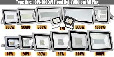 10W-500W LED Flood Spot Light Projecteur Lampe Jardin Extérieur Étanche