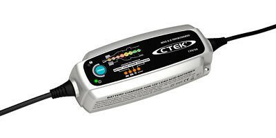 Chargeur batterie Ctek MXS 5 TEST AND CHARGE pour batterie 12v 1.2-110ah 2