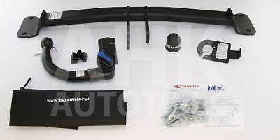 BMW 5er E61 Touring 04-10 Anhängerkupplung abn.+ES 13p uni Kpl AHK