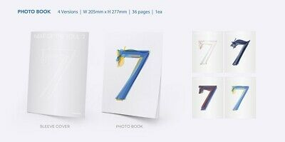 BTS MAP OF THE SOUL : 7 Album CD+Book+M.Book+Lyric+P.Card+Post+Sticker+F.Poster 3
