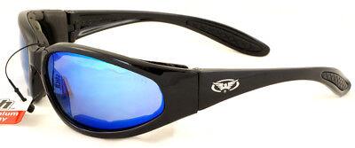 Shatterproof UV400 G-Tech Motorcycle sunglasses/Biker Glasses + pouch & postage