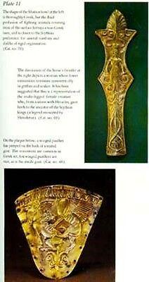 Ancient Russia Urals Scythian Sarmatian Altai Golden Treasure Steppes Hermitage 4