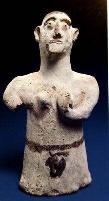 Ancient Cyprus Bronze Iron Age Greek Hellenic Ptolemy Artifacts Sculpture Ishtar 6