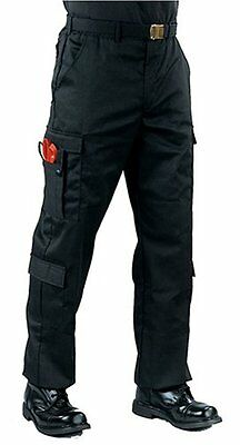 ... Mens EMS EMT Pants Medic 9Pkt All Sizes Uniform Black Navy ROTHCO 7801  7821 7823 3 d6af7179819