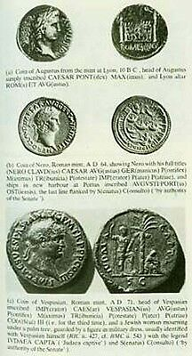 Roman Empire 44BC-235AD Daily Life Italy Provinces Towns Countryside Army Camps 4 • CAD $33.01
