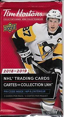 2019-20 Tim Hortons Hockey Cards UD U Pick BASE SET SINGLES 1-120 UPPER DECK 2