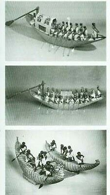 NEW Ancient Egyptian Boatbuilding Archaeology SuperbPix 3