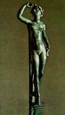 Unesco Ancient Etruscan Sculptures Color Pix 800BC Campania Latium Po Valley 2 • CAD $30.47