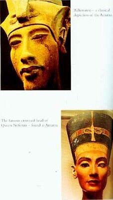 Tutankhamen Mysterious Death Murder Amarna Murder Court Conspiracy Akhenaten HC 4
