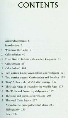 Ancient Celtic Kingdoms Gaul Galatia Britain Ireland Viking Religion Druid Kings 2