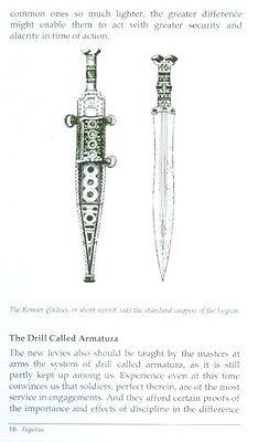Vegetius 5th Century Roman Legion Training Manual Weapons Tactics De Re Militari