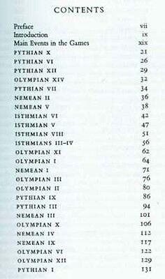 Pindar Odes Famous Ancient Greece Olympic Pythian Nemean Athletes Athens Delphi 2