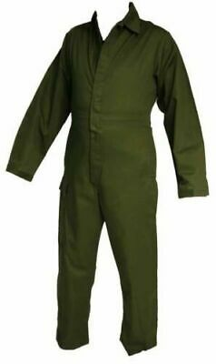 Genuine British Army Military Overalls Boiler Suit Mechanic Coveralls All Size 4