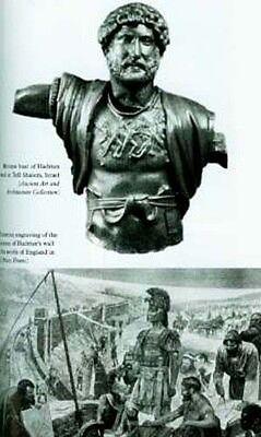 NEW Following Hadrian 138AD Roman Emperor UK Wall Pantheon Tivoli 900-Room Villa 3