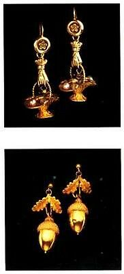 HUGE Ancient Earrings 600 Color Pix Jewelry Egypt Rome Greece Byzantine Medieval 5