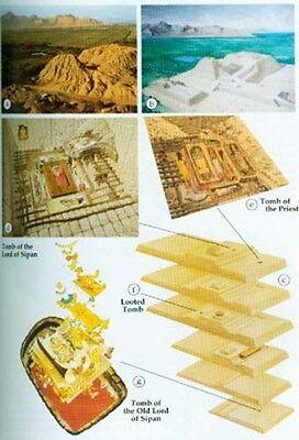 Lost Tomb Pachamac Viracocha Mochican Pyramid Secrets Inca White God Sipan Peru 3