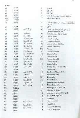Britische Museum Neo - Babylonian Akkadian Tablet Cuneiform Shamash Tempel 12