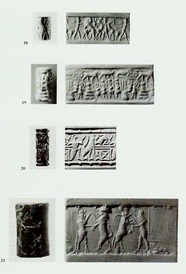 Near Eastern Stamp + Cylinder Seals Demons Kings Gods Bactria Syria NY Met Pix 7