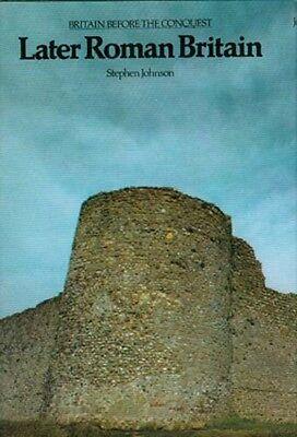 "NEW ""Later Roman Britain"" Anglo-Saxon Invasion Celt Dark Ages German Barbarians 4"