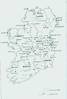 History Medieval Ireland 4-16th Century Society Culture Religion Vikings English