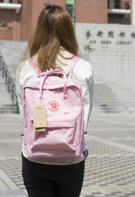 7L/16L/20L unisex Fjallraven Kanken Backpack Travel spalla scuola borse Marca 11