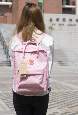 Fjallraven Kanken Mochila viaje spalla scuola borse Marca 7L / 16L / 20L 9