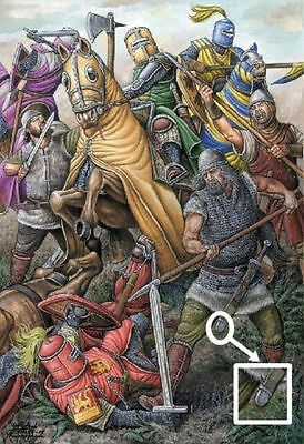 Medieval Xvi Century End Dagger Knife Seath Helmet Shaped 16Th 4
