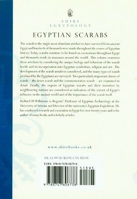 RARE NEW Shire Ancient Egyptian Scarabs Types Mythology Religion Exports Khepri 2