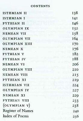 Pindar Odes Famous Ancient Greece Olympic Pythian Nemean Athletes Athens Delphi 3