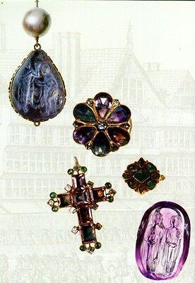 Cheapside Hoard London's Lost (300 years) Elizabethan + Stuart Jewelry 3