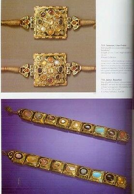 India Traditional Gold Gem Jewelry Ancient Antique Mughal Bengali Vedic 870 Pix 9