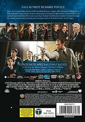 Animali Fantastici E I Crimini Di Grindelwald (Dvd) Italiano, Nuovo 2