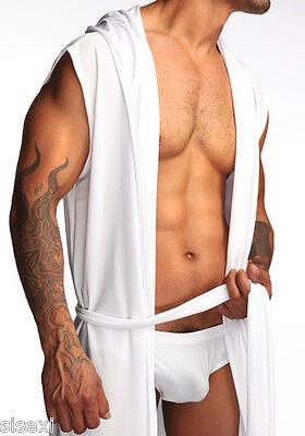 Peignoir Bain Tenue Sexy Pour Homme Man Men Erotique Bath Underwear Uomo 5