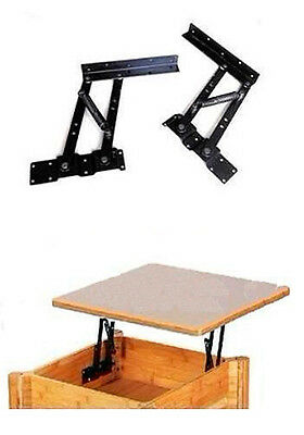 Lift Top Coffee Table Mechanism.Lift Top Coffee Table Mechanism Diy Hardware Lift Up Furniture Hinge Spring
