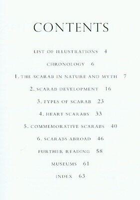 RARE NEW Shire Ancient Egyptian Scarabs Types Mythology Religion Exports Khepri 4