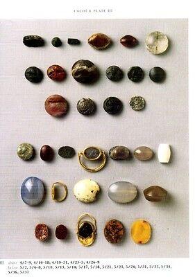 7,000 Years of Seals Indus Sumer Rome Babylon Indus Valley Greek Minoan Mycenea 5