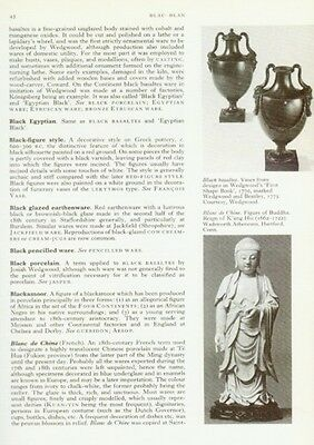 Dictionary of Ceramics Greece Rome Tang Ming Minoan Etruscan Egyptian 3054 Terms 7