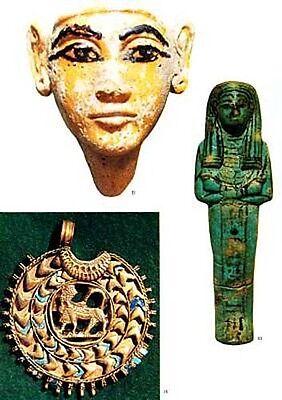 "Ancient Egypt ""Hidden Tombs of Memphis"" Tutankhamun Ramesses the Great Saqqara 3"