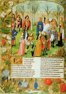The Lady in Medieval England 1000-1500AD Rape Abduction Rights Marriage Religion 3