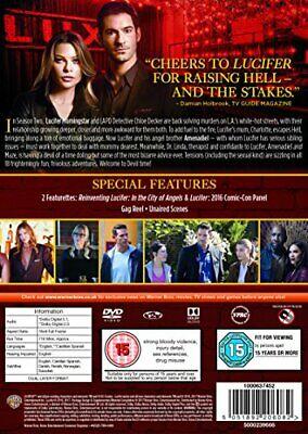 Lucifer Season 2 [DVD] [2017] 2