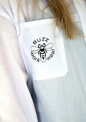 BUZZ BASIC Beekeepers Bee Suit with Round Veil and Gloves ALL SIZES 7