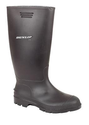 Ladies Mens Dunlop Wellington Boots Hunting Waterproof Rain Festival Wellies 2