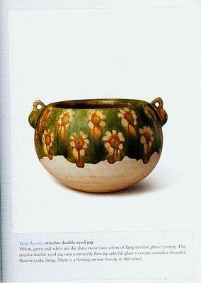 NEW Chinese Ceramics Kiln Primitive Han Tang Sui Jin Song Mongol Yuan Ming COLOR 7