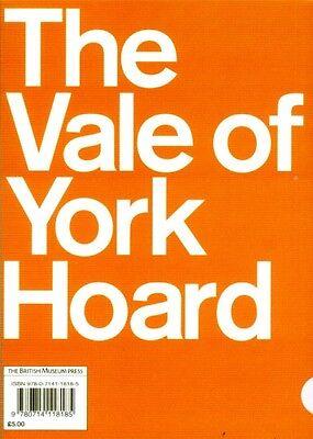 Vale of York Hoard Saxon Viking Treasure Gold Silver Jewelry Coins Thor Arab Jew