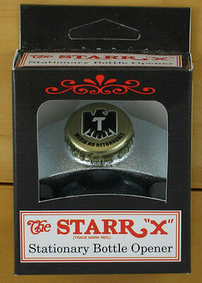 TECATE Combo Bottle Cap Starr Wall Mount Bottle Opener Cap Catcher Mexico
