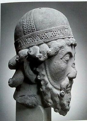 HUGE Medieval Sculpture Roman Renaissance Biblical Gothic Italy France Reliquary 10