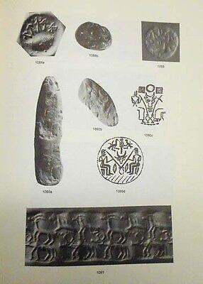 Yale Early Near Eastern Seals Babylonian Akkadian Sumerian Egypt Indus Mitanni 2