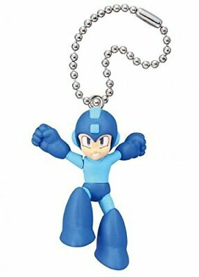 takaratomy-arts Rockman Gashapon 6set mascot capsule toys Figures Complete set